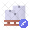 Vaccine Package Icon