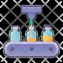 Vaccine Production Icon