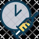 Vaccine Time Icon