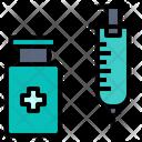 Vaccines Needle Prevent Icon