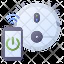 Vacuum Smart Hoover Icon