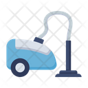 Vacuum Cleaning Electronics Icon