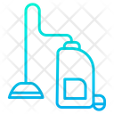 Cleaner Vacuum Cleaner Electric Appliances Icon