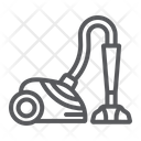 Vacuum Cleaner Appliance Icon