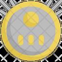 Vacuum Machine Robot Icon