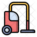 Appliance Cleaning Hoover Icon