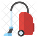 Vacuum Cleaner Hoover Vacuuming Floor Icon
