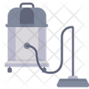 Vacuum Cleaner Machine Icon