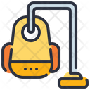 Vacuum Cleaner Aspirator Icon
