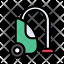 Vacuum Cleaner Machine Icon