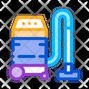 Household Vacuum Cleaner Icon