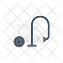 Cleaner Vacuum Home Icon