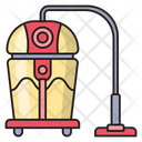 Cleaner Vacuum Mover Icon