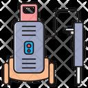 Vacuum Cleaner Dusting Icon