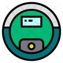 Vacuum Cleaner Technology Device Icon