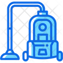 Cleaner Hoover Vacuum Icon