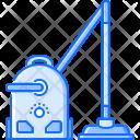 Vacuum Cleaner Electronics Icon