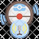 Vacuum Cleaner Voice Control Vacuum Cleaner Vacuum Icon