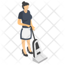 Vacuum Cleaning Icon