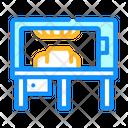 Vacuum Forming Machine Icon