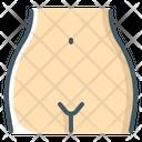 Vagina Female Pelvis Icon