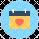 Valentine Day Heart Icon