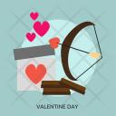 Valentine Day Celebrations Icon