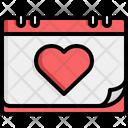 Valentine Valentines Love Icon