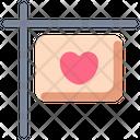 Valentine Board Icon