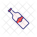 Valentine Bottle Icon