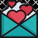 Valentine card Icon