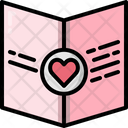 Valentine card Icon