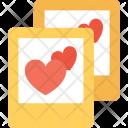 Valentine Card Greeting Icon
