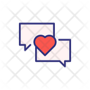 Valentine Chat Icon