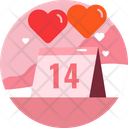 Valentine day Icon