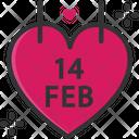 M Valentines Day Valentine Day Valentine Icon