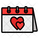 Valentine Love Heart Icon