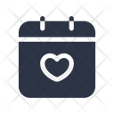 Wedding Day Heart Icon