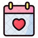 Date Time Organization Icon