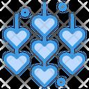 Valentine Decoration Decoration Valentine Icon