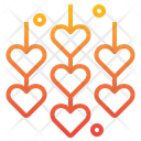 Valentine Decoration Icon