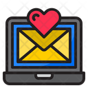 Valentine Email Mail Email Icon