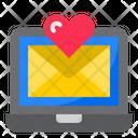 Valentine Email Icon
