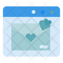 Valentine Email Email Mail Icon
