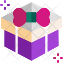 Gift Gift Box Percel Icon