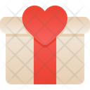 Gift Box Surprise Icon