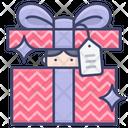 Valentine Gift Icon
