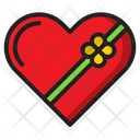 Hearth Fireplace Love Icon