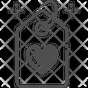 M Tag Icon