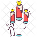 Valentine Light Icon